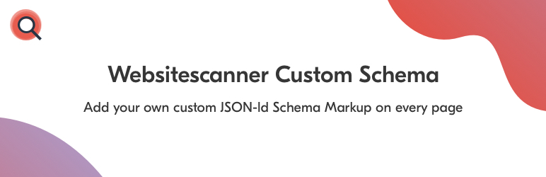 Websitescanner custom schema plugin