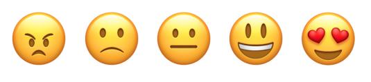 Orginele apple emojis in WordPress