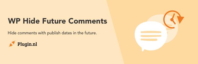 WP Hide Future comments